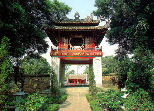 Văn Miếu, Temple of Literature, Hanoi, Vietnam